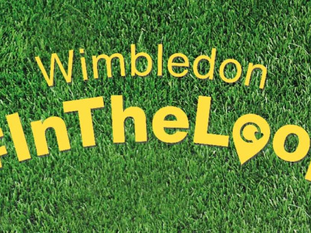 #InTheLoop Update - Bins, Art and Tennis