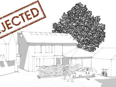 Plans for Merton's First PassivHaus Declined Again