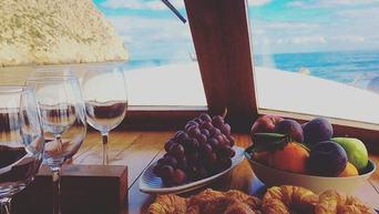 #breakfast #beach #sea #alcudia #relax #