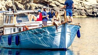 #alcudia #mallorca #boat #boattours #cha