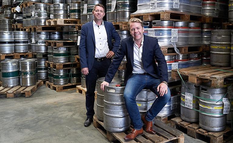 Andreas und Henning Tadsen