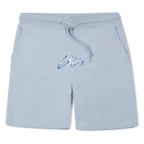 """6IX by ONE 6 ONE """"Sky Blue"""" Shorts"""