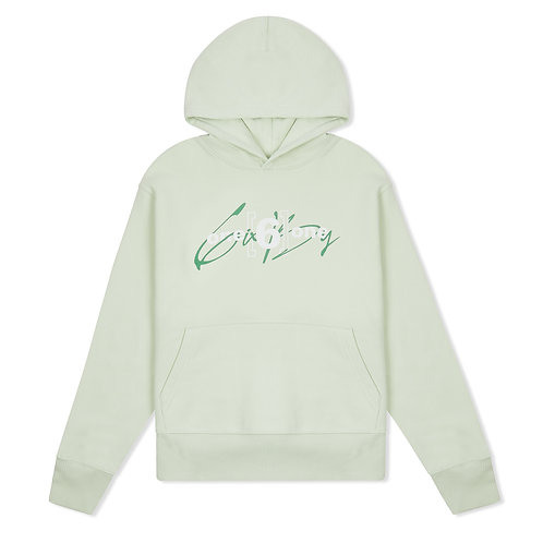 "6IX by ONE 6 ONE ""Pastel Green"" Hoodie"