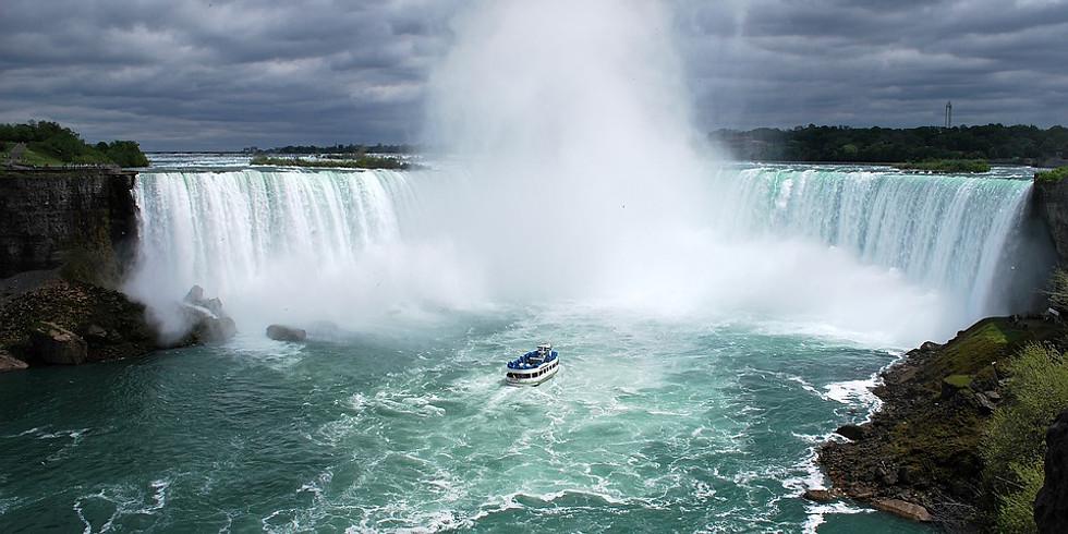 Niagara Falls/Toronto and Red Sox