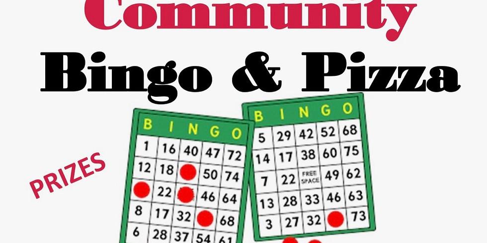 Community Bingo and Pizza