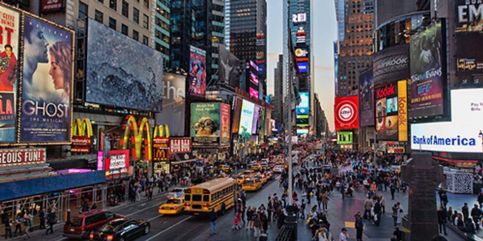 New York City Tour/Hard Rock Cafe