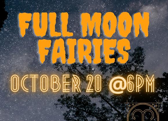Full Moon in Aries: October 20