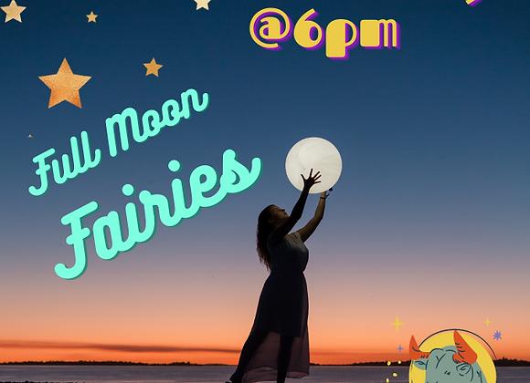 Full Moon in Taurus: November 19
