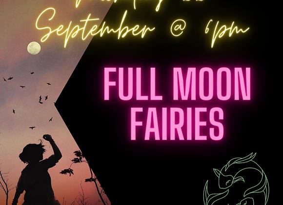 Full Moon in Pisces: September 22