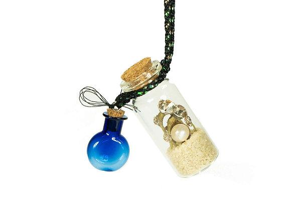 Fairy Jar Necklace