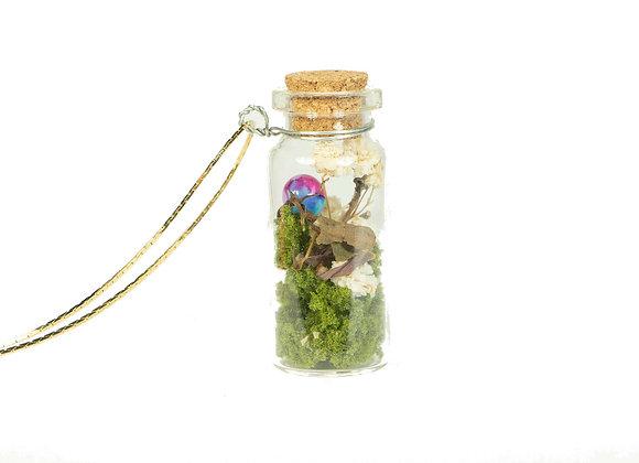 Fairy Jar Necklaces