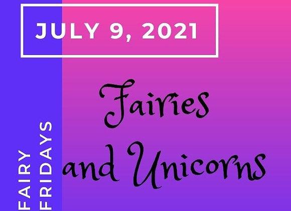 Fairy Fridays: July 9