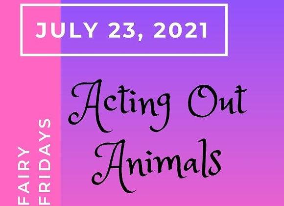 FairyFridays: July 23