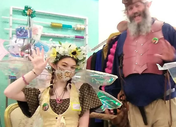 Midsummer Night Fairy Tea Party- additional ticket
