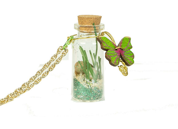 Fairy Jar Necklace