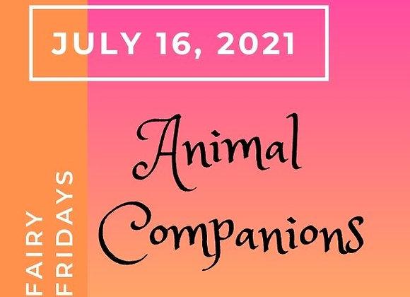 FairyFridays: July 16