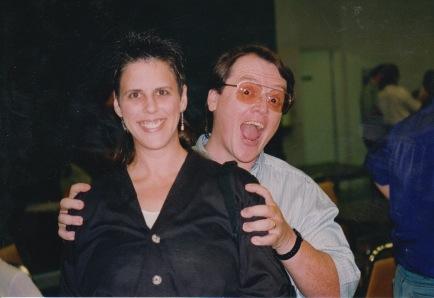 David & Bobbi in 1993!
