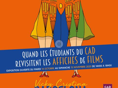 LES AFFICHES DE FILMS REVISITÉES