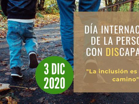 3-12 ( Día Internacional de las Personas con Discapacidad )