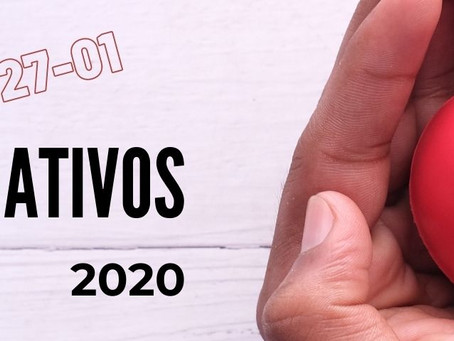 Certificado DONATIVOS 2020 ( Hasta el 27-01 )