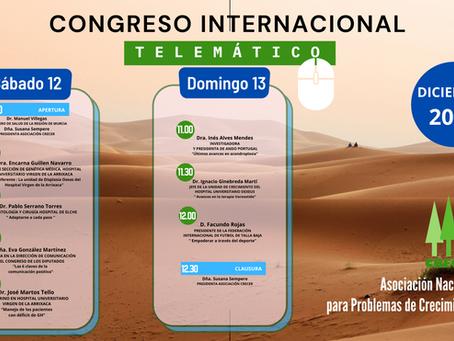 XXI Congreso Telemático ( Programa )