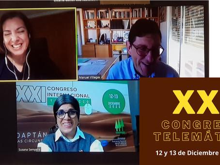 XXI Congreso Telemático ( Inauguración )
