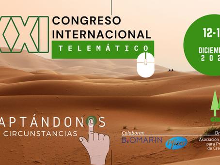 XXI Congreso Telemático ( Cartel )