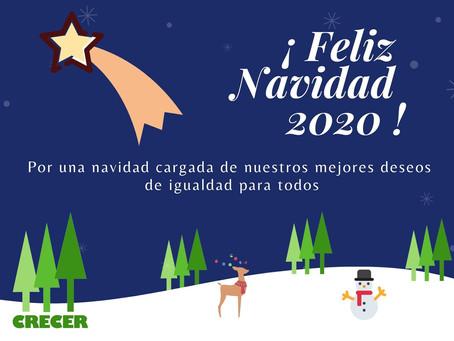 CRECER ( Feliz Navidad 2020 )