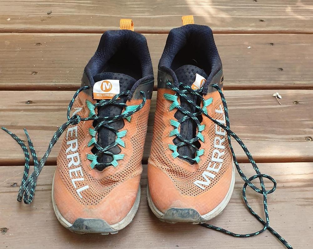 Mens Merrell Trail Running shoes