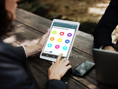 La importancia de adoptar aplicaciones móviles empresariales para propósitos comerciales.