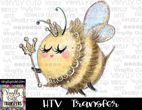 Queen Bee ~ HTV Transfer