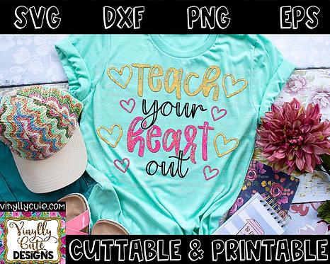 DIGITAL - Teach Your Heart Out