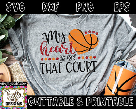 DIGITAL - My Heart Is On That Court