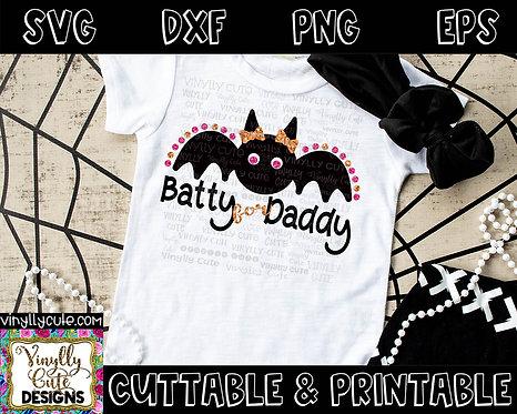 DIGITAL - Batty For Daddy ~ Girl