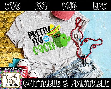 DIGITAL - Pretty Fly For Cacti