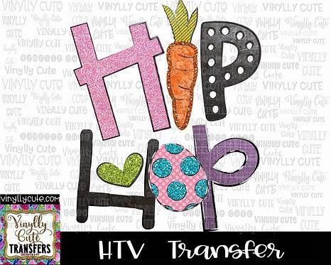 Hip Hop ~ HTV Transfer ~ Easter
