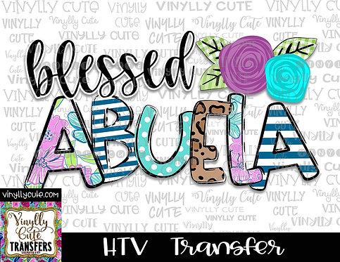 Blessed Abuela ~ HTV Transfer