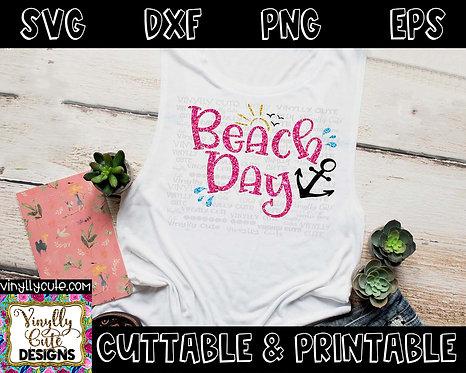 DIGITAL - Beach Day