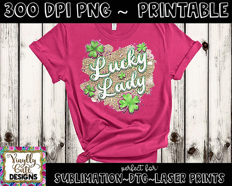 DIGITAL - Lucky Lady