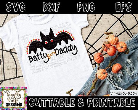 DIGITAL - Batty For Daddy ~ Boy
