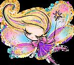 sublimation print design fairy