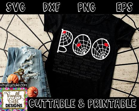 DIGITAL - Spider Boo