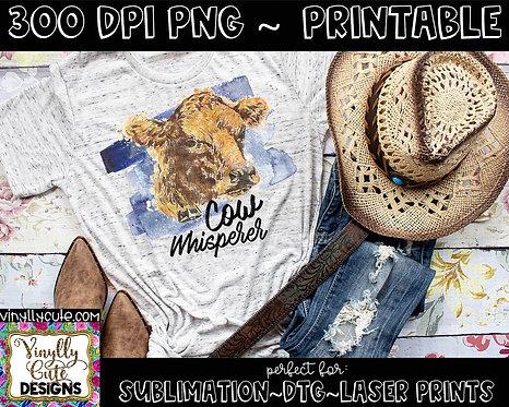 DIGITAL - Cow Whisperer
