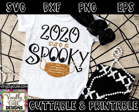 DIGITAL - 2020 Sure Is Spooky