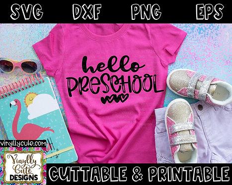 DIGITAL - Hello Preschool