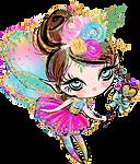 craft vinyl fairy