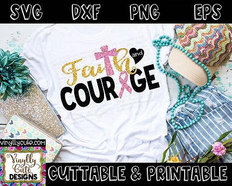 DIGITAL - Faith And Courage