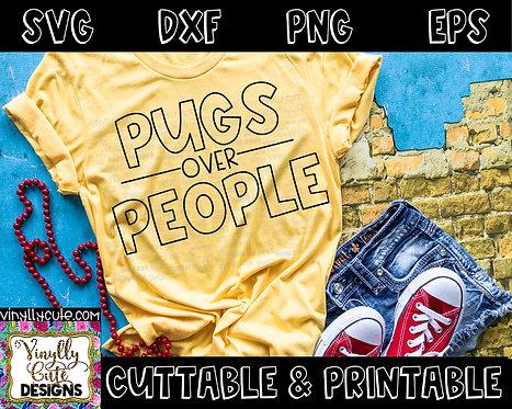 DIGITAL - Pugs Over People