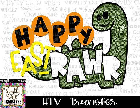 Happy East-RAWR ~ HTV Transfer ~ Easter