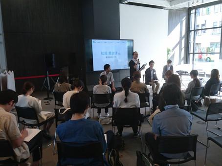 ミライブラリーの先へ…石巻で企業向け講座&ルーキーズカレッジを開催